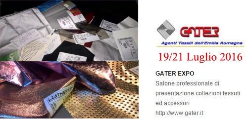 Expo Gater Modena Edizione Luglio 2016