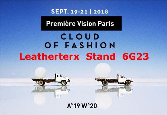 PREMIER VISION PARIS SETTEMBRE 2018