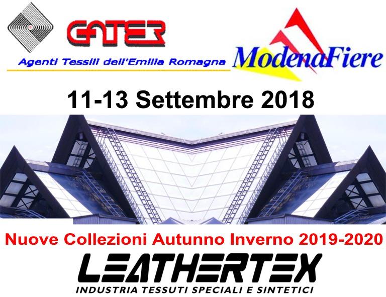GATER COLLEZIONI AUTUNNO INVERNO 2019-2020