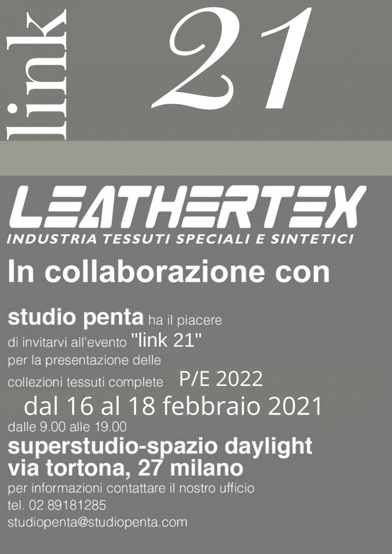 Fiera LINK a Milano - 16-18 Febbraio 2021