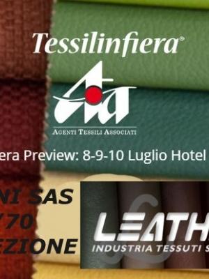 Tessilinfiera Preview 8-9-10 Luglio 2015 Senigallia