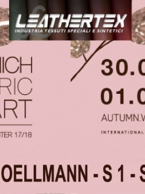 MUNICH FABRIC START AUTUMN  WINTER 17